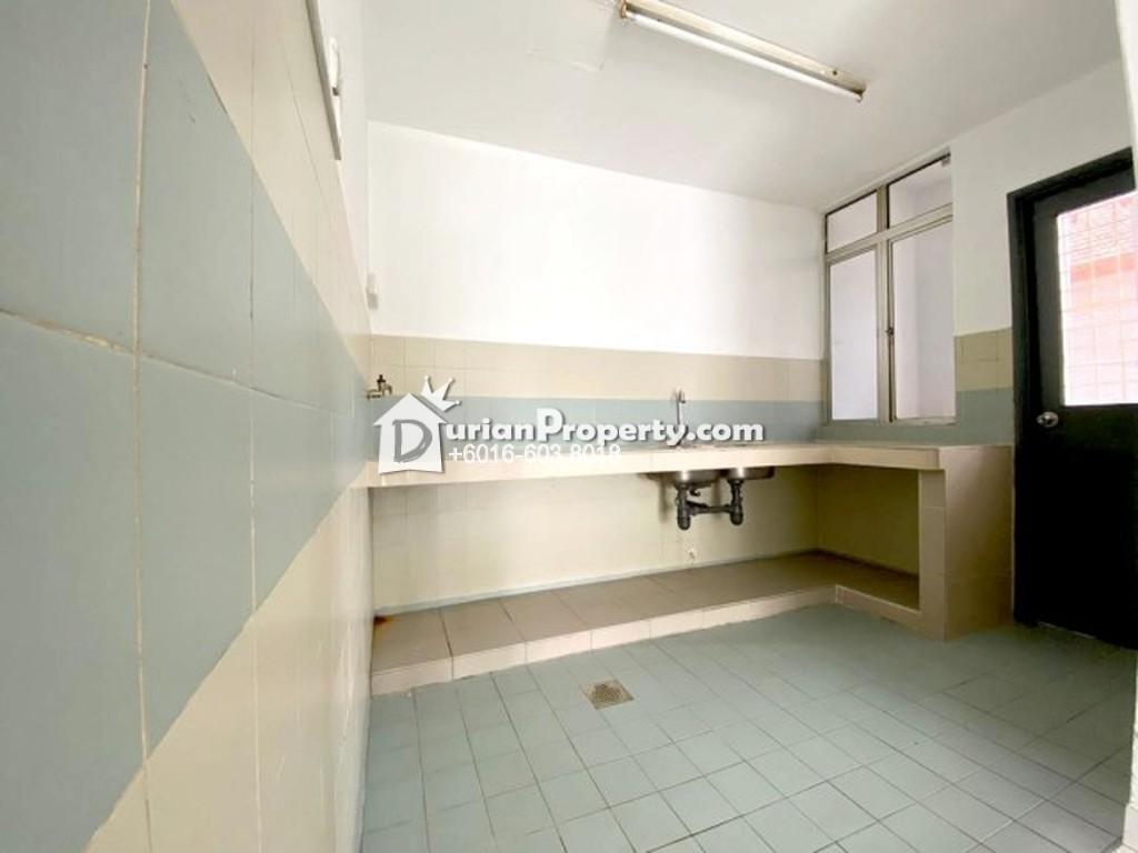 Condo For Rent at Bukit OUG Townhouse, Bukit Jalil