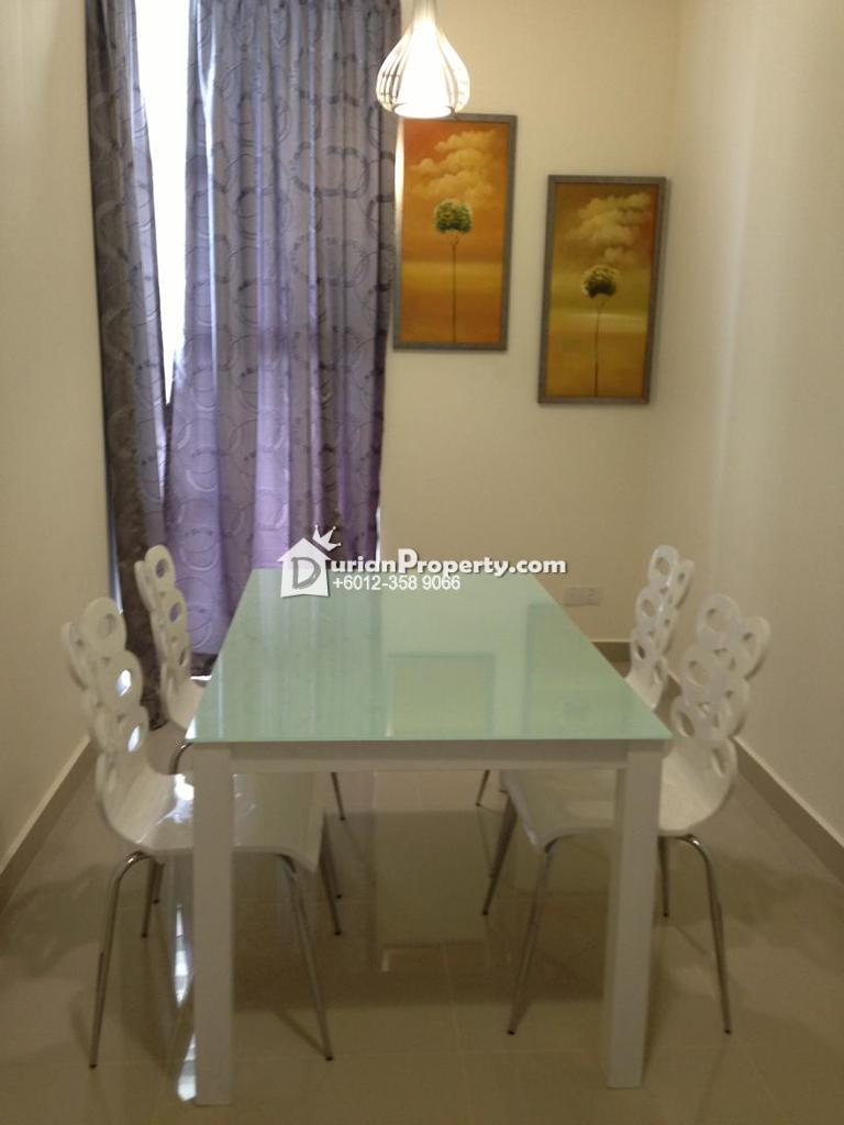 Condo For Rent at Oasis Serviced Suites, Ara Damansara