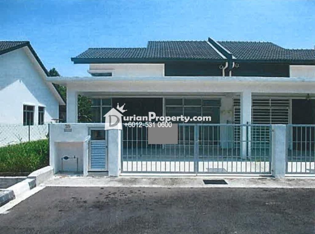 Semi D For Auction at Kampong Bukit Changgang, Banting