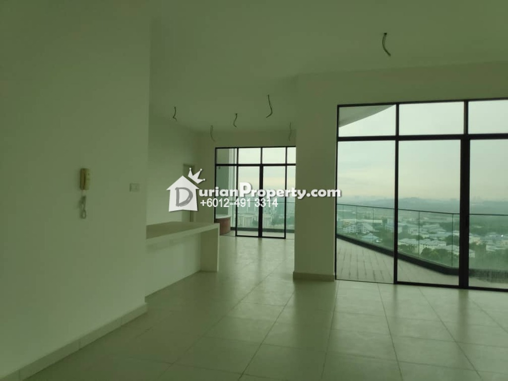 Penthouse For Rent at Cristal Residence, Cyberjaya