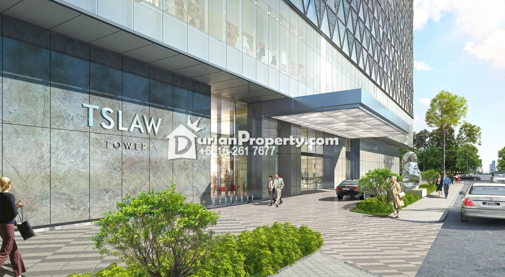 Office For Rent at Tun Razak Exchange, Imbi