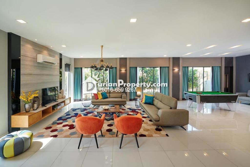 Bungalow House For Sale at Perdana Heights, Shah Alam