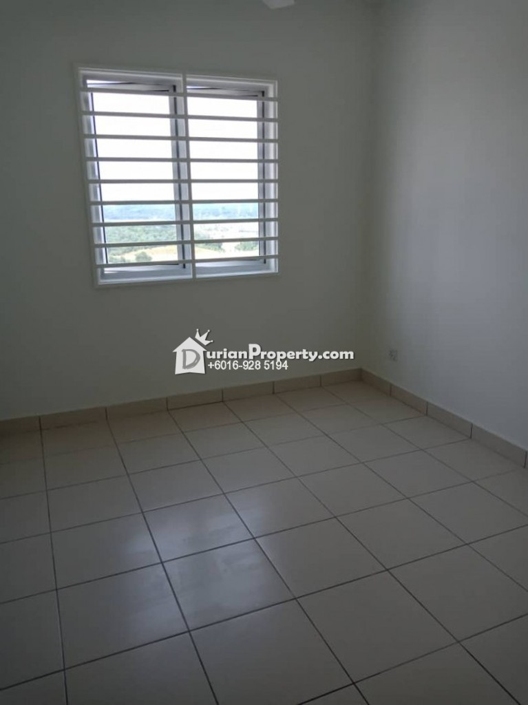 Apartment For Rent at Karisma Hill, Bandar Putra Permai
