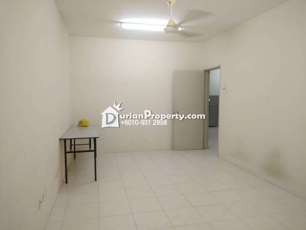 Condo For Rent at Platinum Lake PV13, Setapak