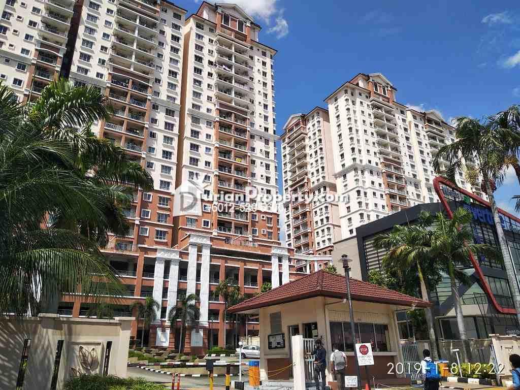 Apartment For Auction at Fortune Park, Seri Kembangan