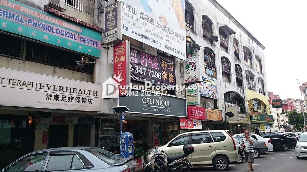 Shop For Rent at Pandan Jaya, Pandan