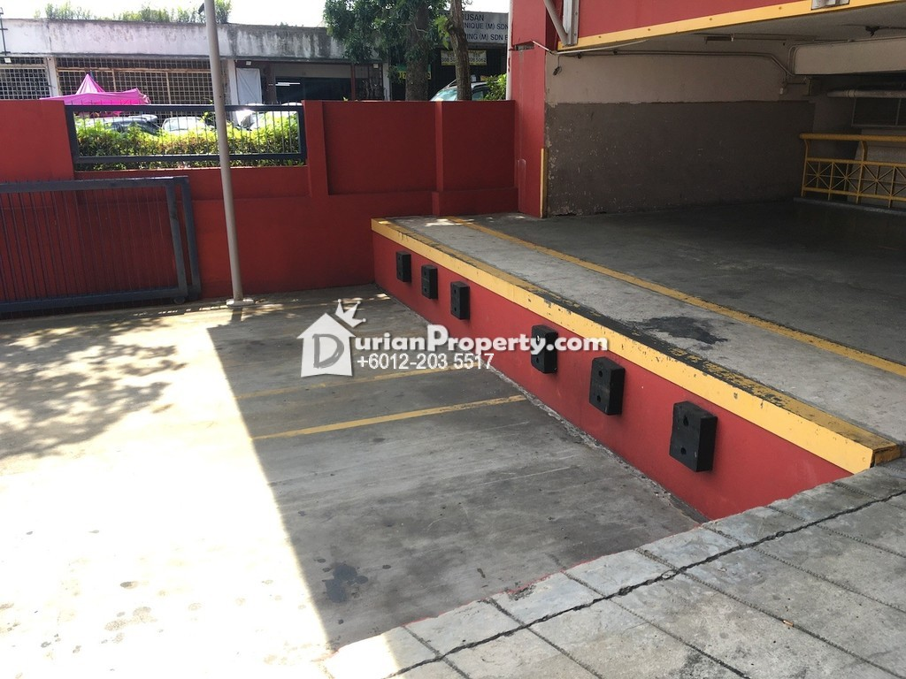 Detached Warehouse For Rent at Hicom Glenmarie, Shah Alam