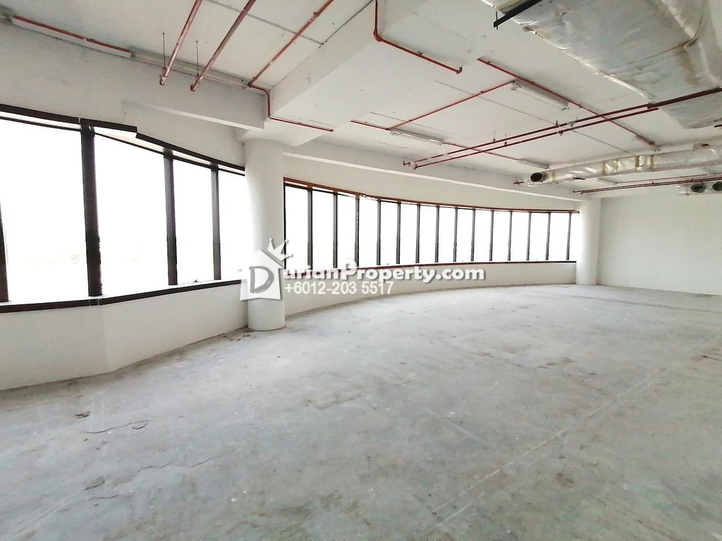 Detached Warehouse For Rent at Glenmarie, Shah Alam