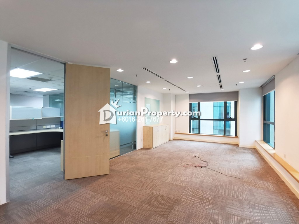Office For Rent at GTower, KLCC