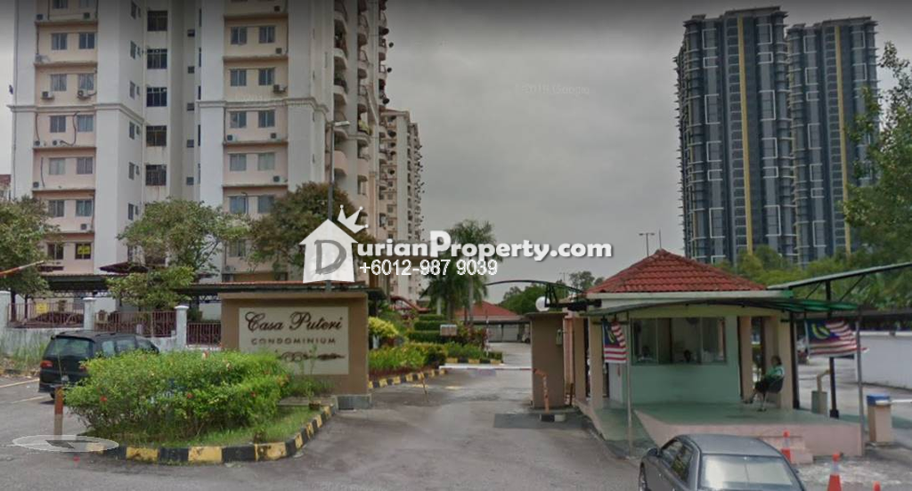 Condo For Sale at Casa Puteri, Bandar Puteri Puchong