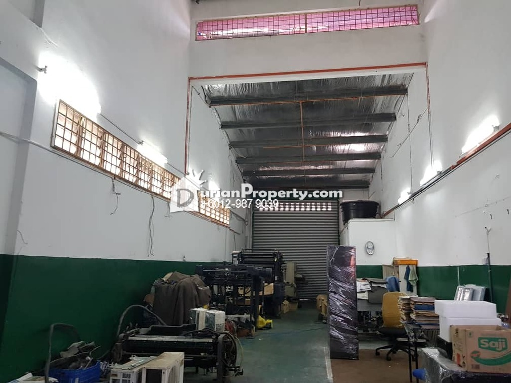 Detached Factory For Sale at USJ 1, USJ