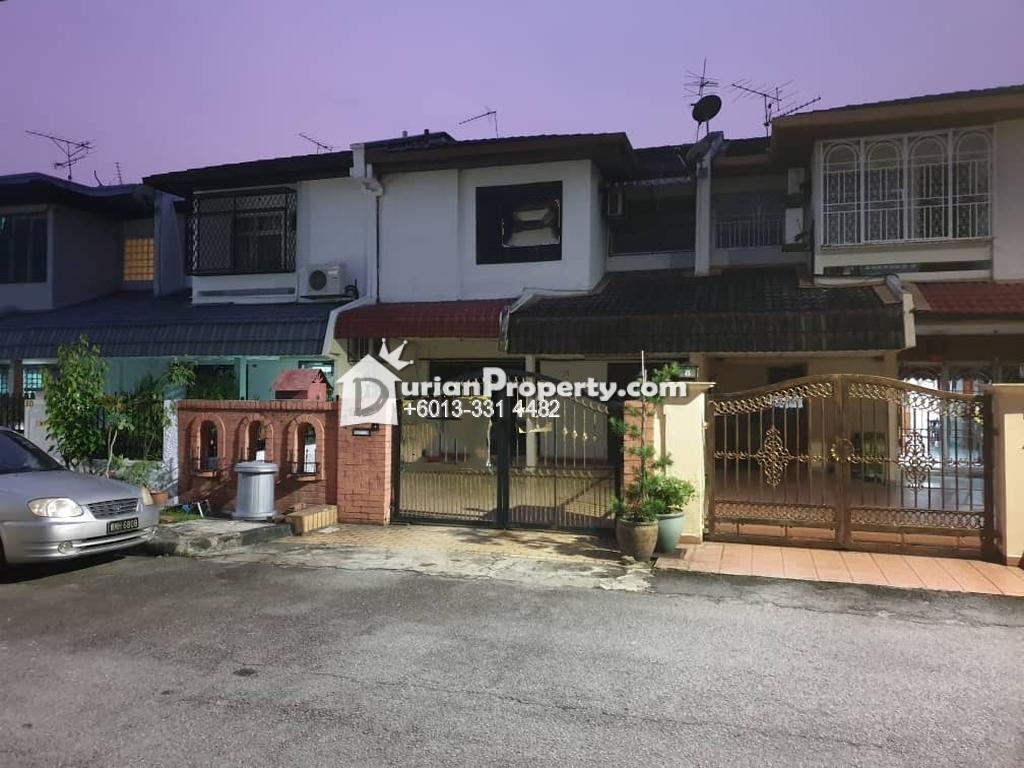 Terrace House For Rent at Taman Desa Gombak, Setapak
