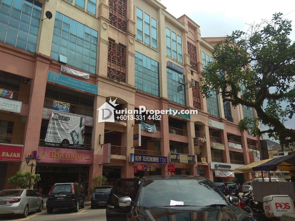 Shop For Rent at Diamond Square, Setapak