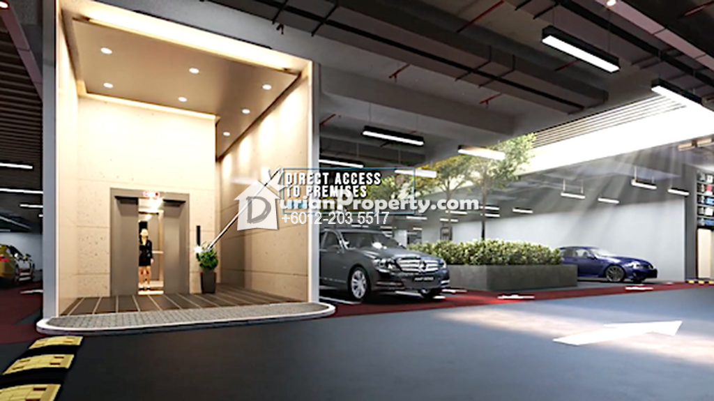 Semi-D Warehouse For Rent at Section 23, Shah Alam