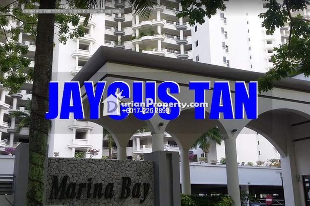 Condo For Sale at Marina Bay, Tanjung Tokong