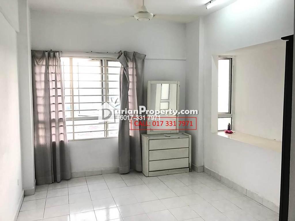 Apartment For Sale at Alpha Villa, Wangsa Maju
