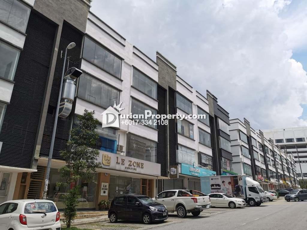 Shop Office For Sale at Olive Hill Business Park, Seri Kembangan