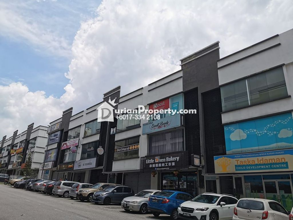 Shop Office For Rent at Olive Hill Business Park, Seri Kembangan