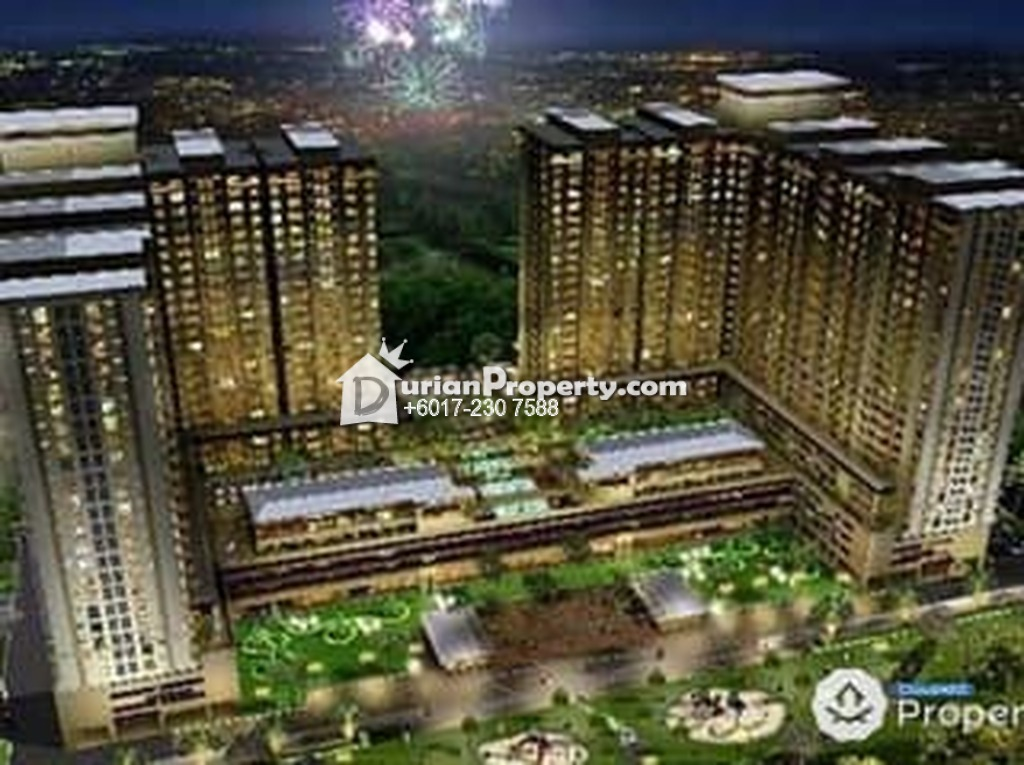Condo For Rent at Platinum Lake PV13, Setapak