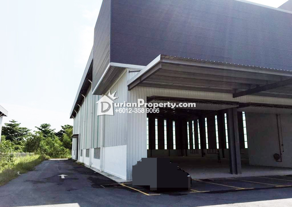Detached Factory For Rent at Putra Industrial Park, Puchong