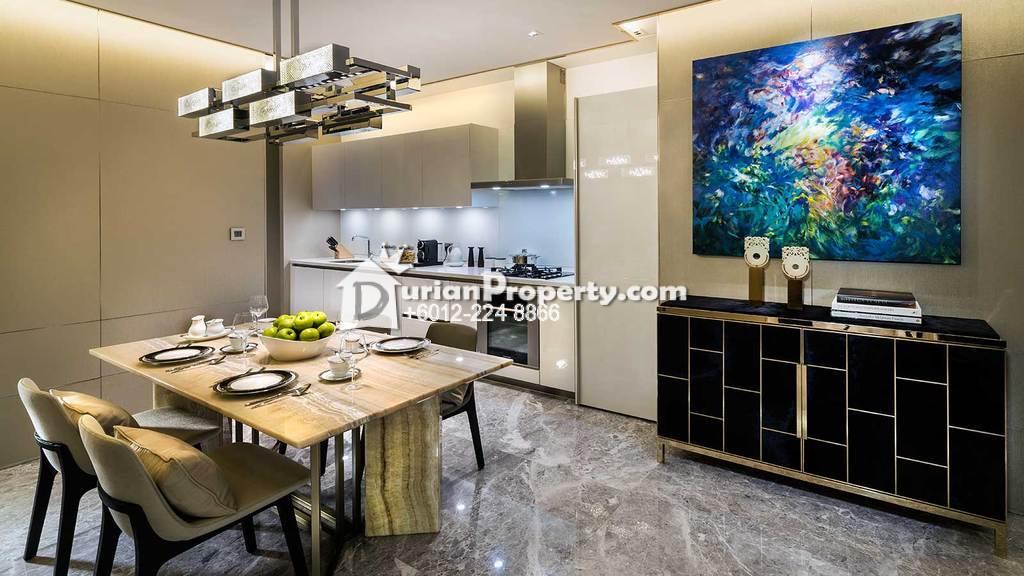 Serviced Residence For Sale at Four Seasons Place, KLCC