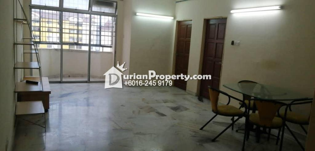 Apartment For Rent at Lagoon Perdana, Bandar Sunway