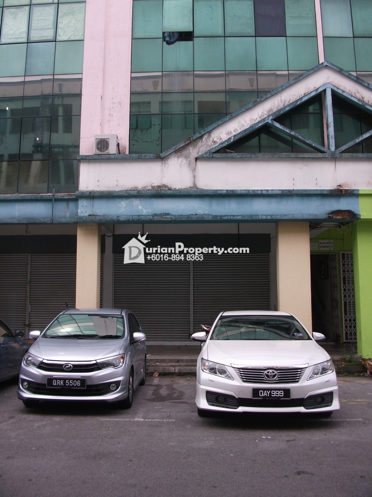 Shop For Rent at Tabuan Stutong Commercial Centre, Kuching
