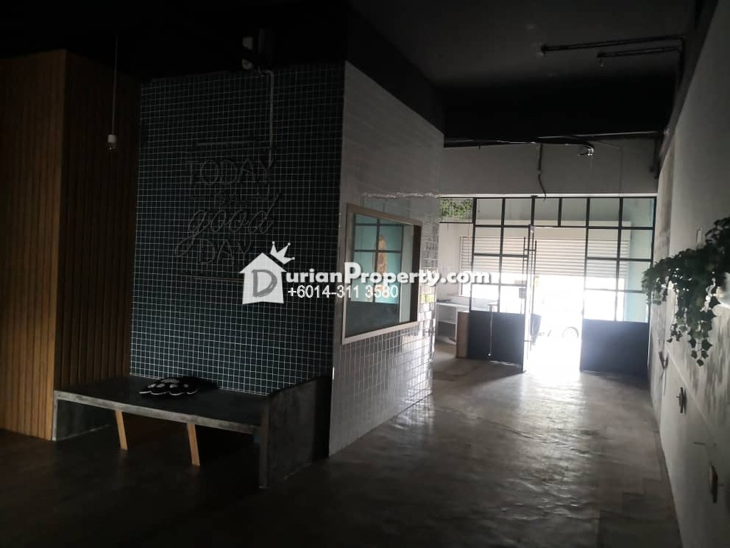 Shop For Rent at Taman Austin Heights, Johor Bahru