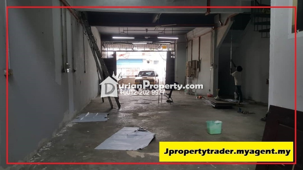 Terrace Factory For Sale at Desa Tun Razak, Kuala Lumpur