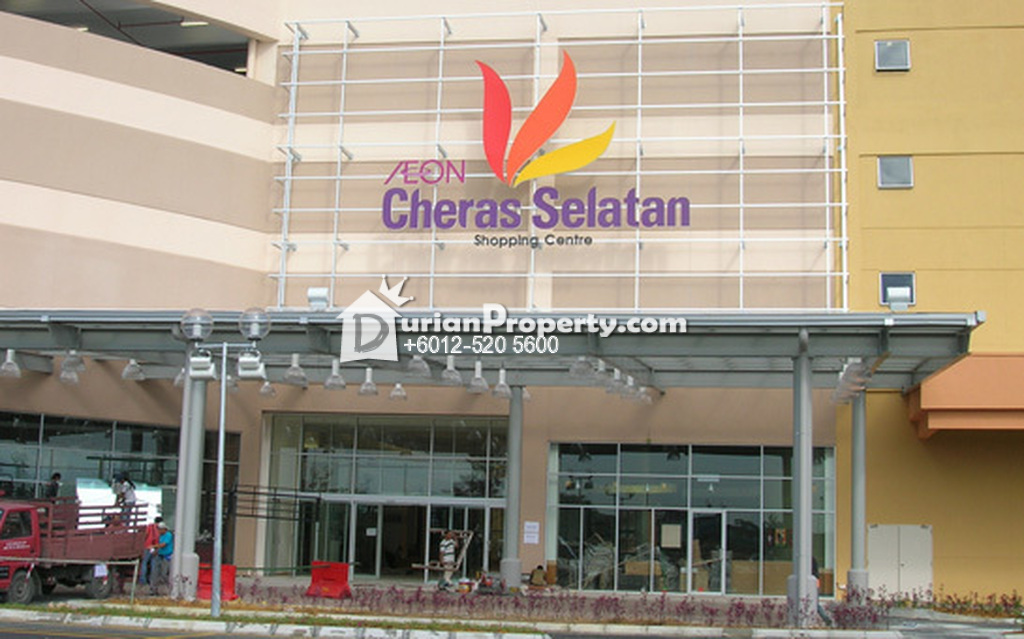 Condo For Auction at Greenview Residence, Bandar Sungai Long