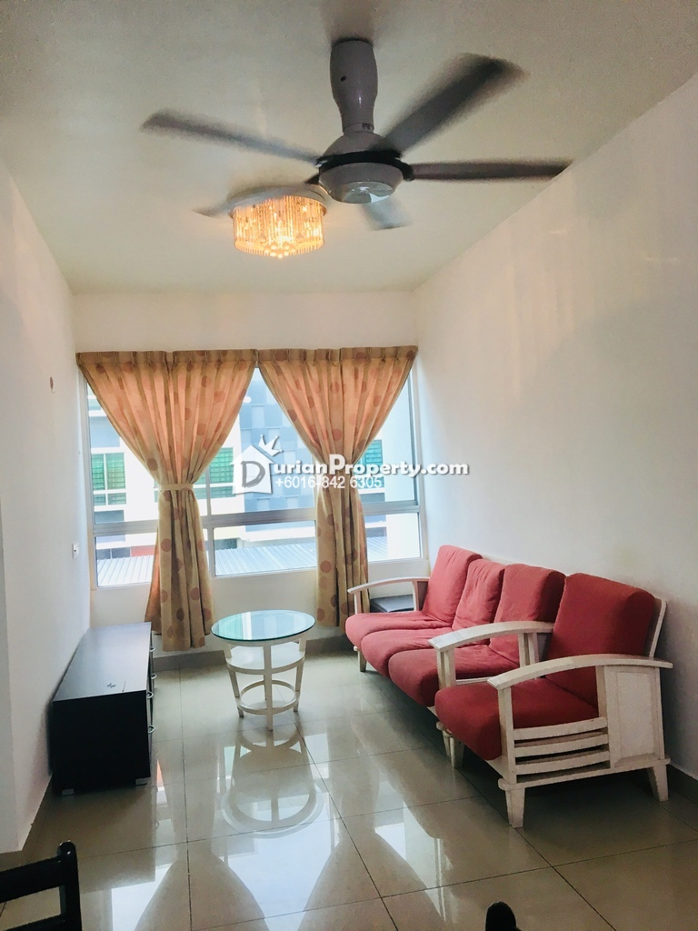 Apartment For Rent at Cyber City Apartments 2, Kota Kinabalu