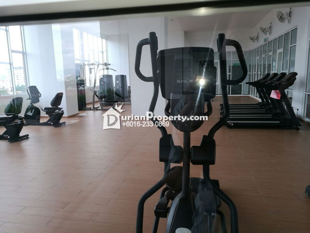 Serviced Residence For Rent at MH Platinum Residency, Setapak