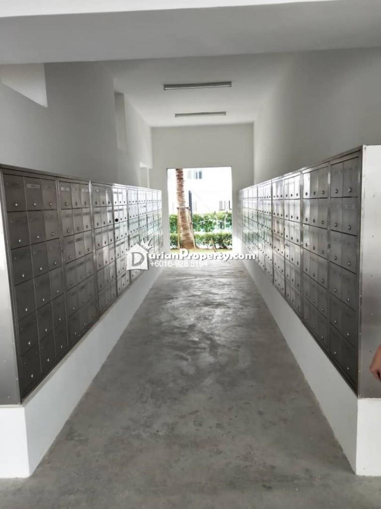 Apartment For Rent at Karisma Hill, Bandar Putra Permai