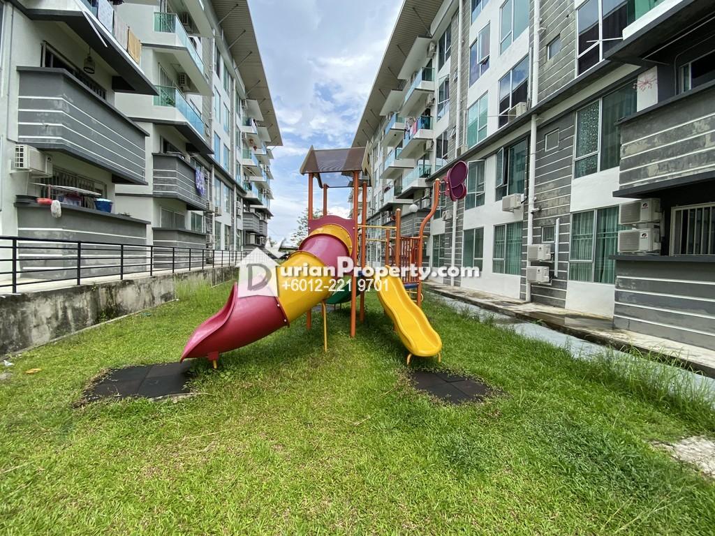 Apartment For Rent at Puncak Menggatal @ Menggatal Heights, Kota Kinabalu