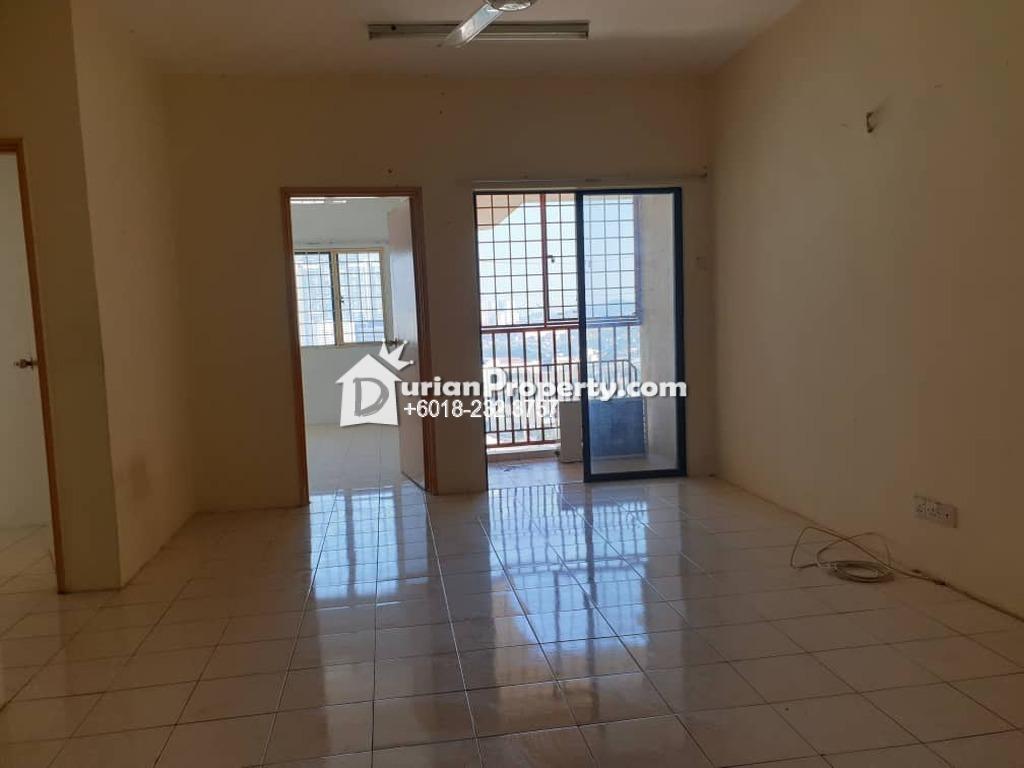 Apartment For Rent at Permai Puteri, Ampang