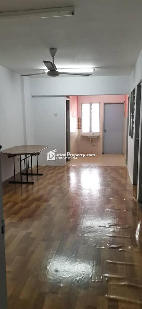Apartment For Rent at Pandan Ria Apartment, Bandar Baru Ampang