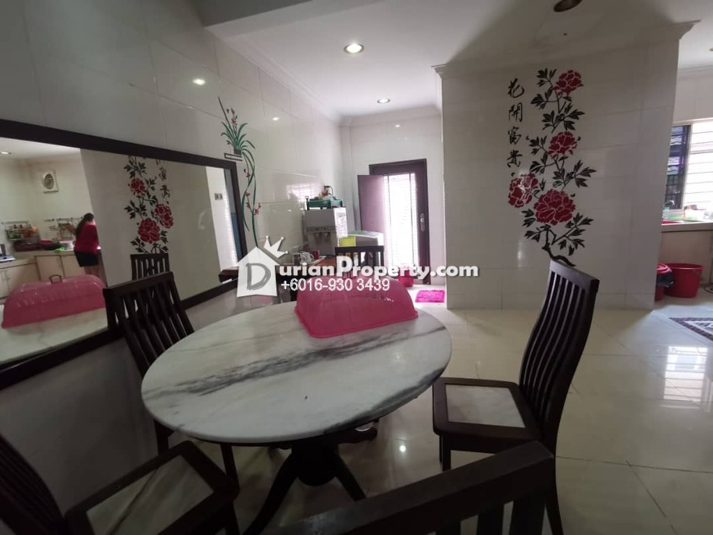 Terrace House For Sale at Taman Bukit Permai, Bandar Mahkota Cheras