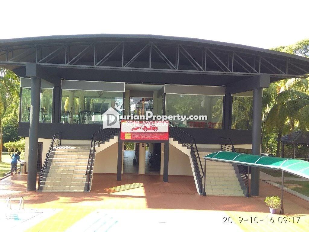 Condo For Auction at Seri Mutiara Apartments, Bandar Seri Alam