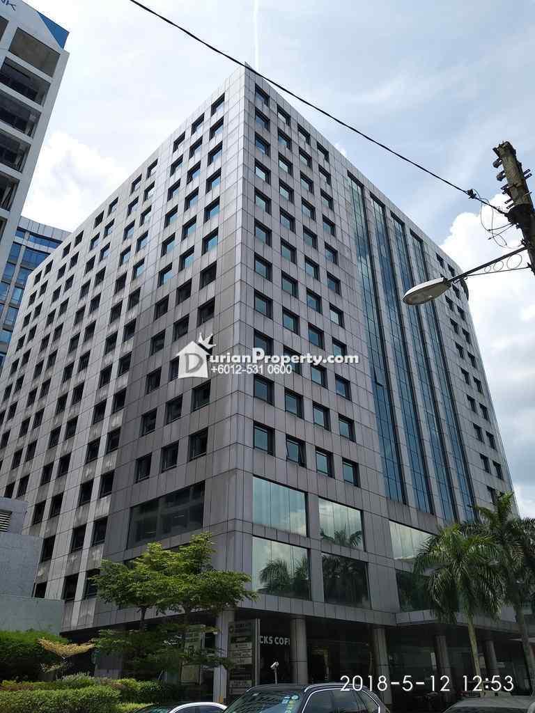 Office For Auction at Wisma UOA Damansara I, Damansara Heights