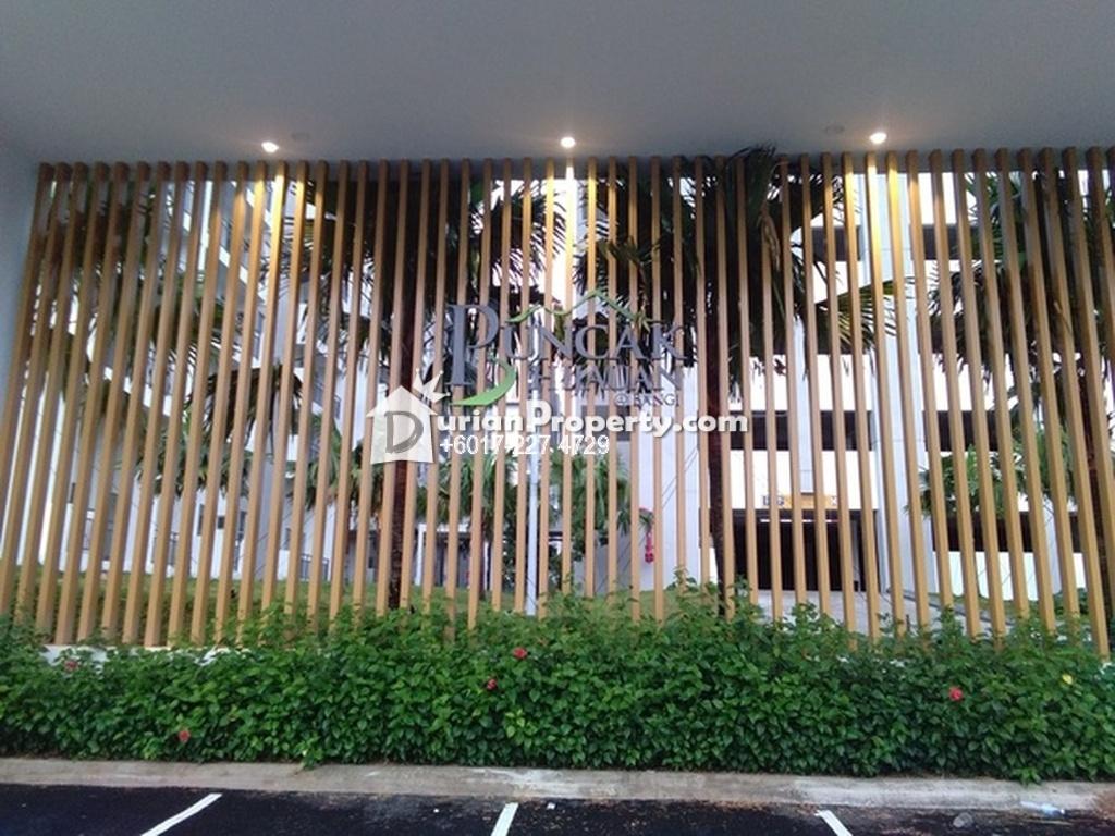 Condo For Rent at Puncak Hijauan, Taman Universiti