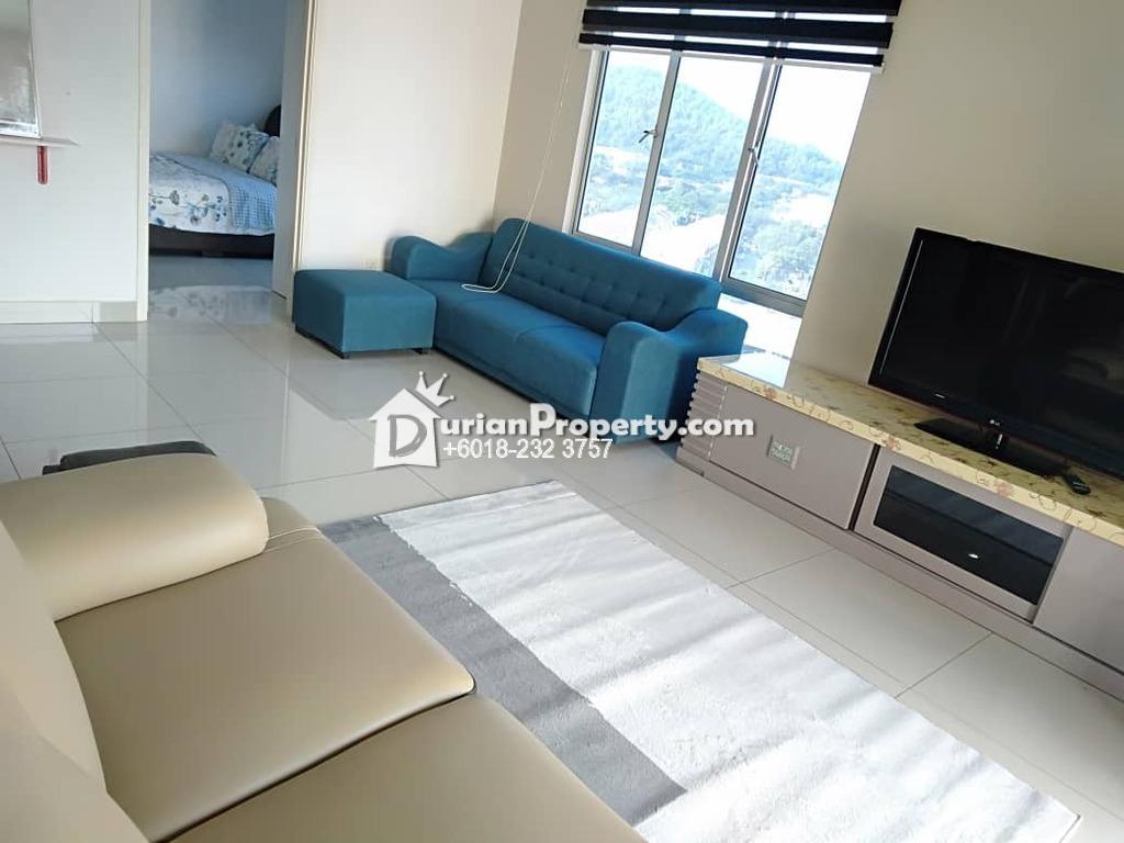Condo For Rent at Gaya Residence, Taman Melawati