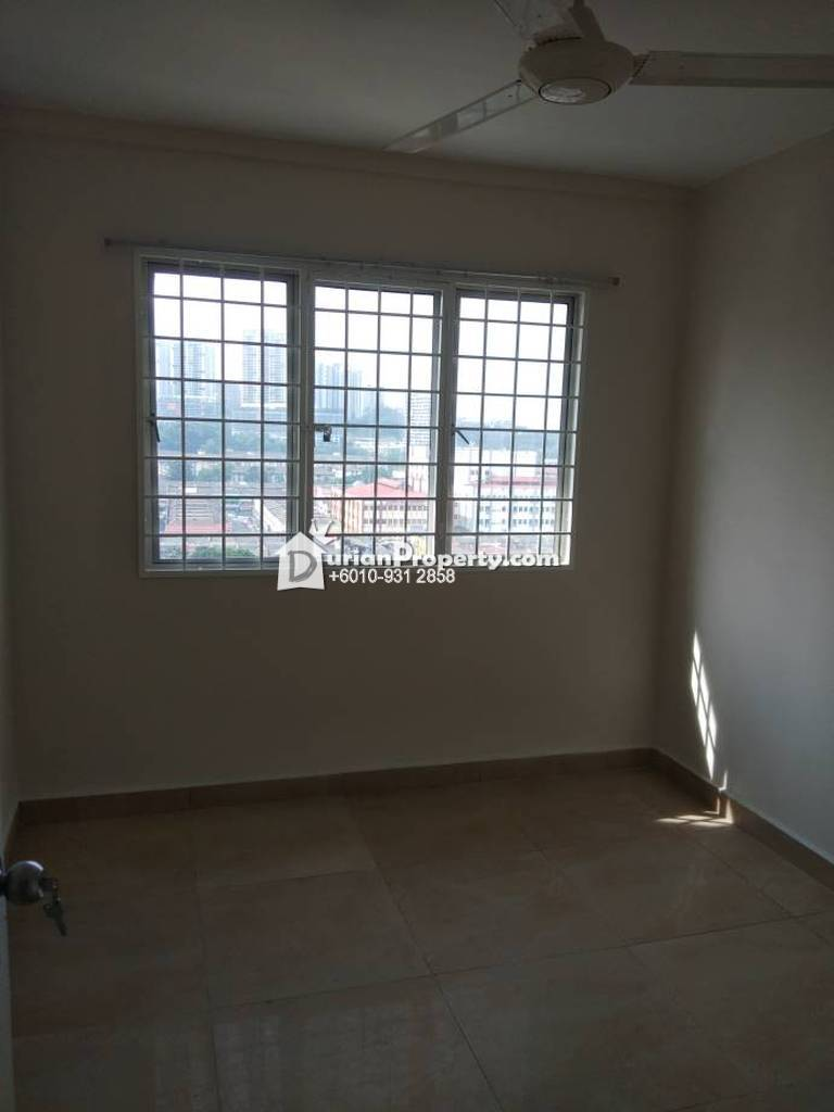 Apartment For Rent at Apartment Dahlia, Setapak