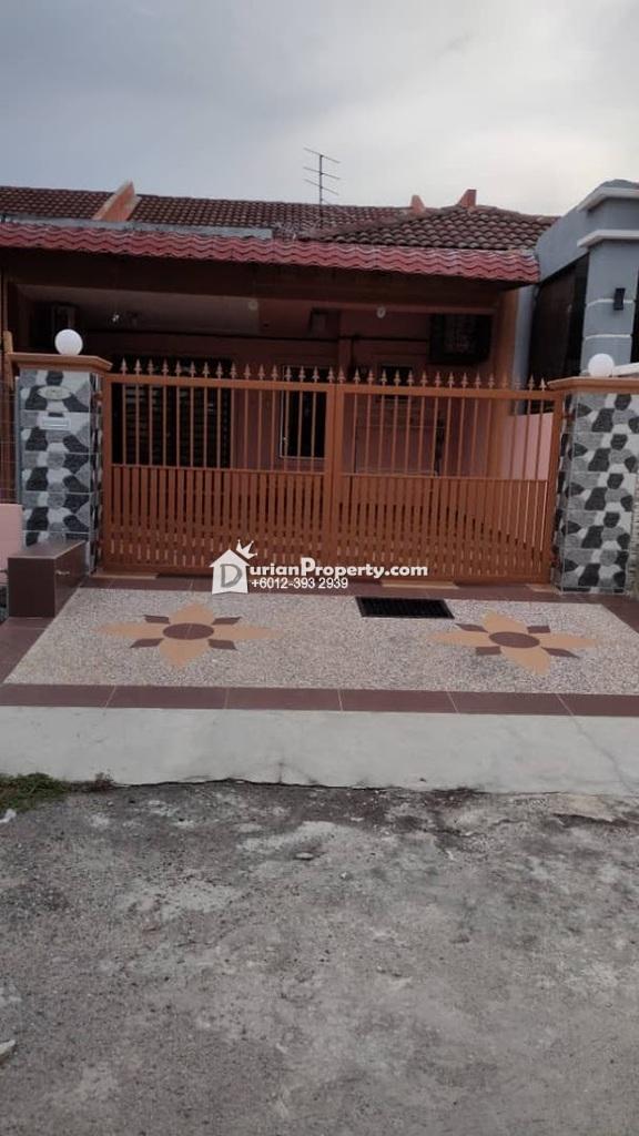 Terrace House For Rent at Taman Kajang Prima, Kajang