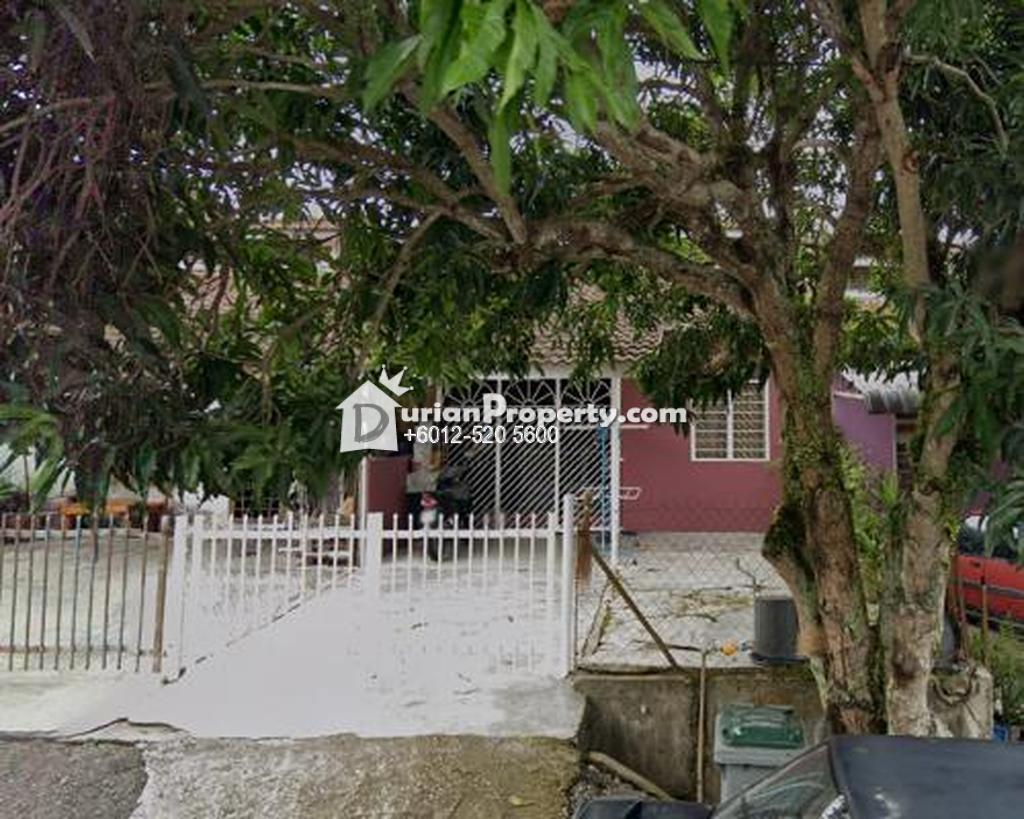 Terrace House For Auction at Taman Teluk Gedung Indah, Port Klang