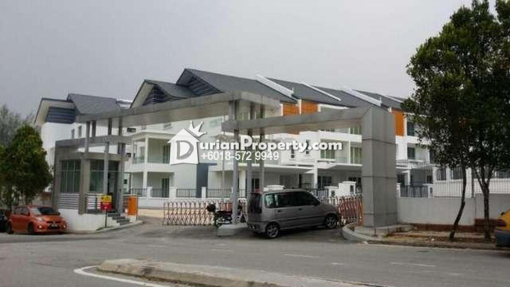 Terrace House For Rent at Taman Taming Indah 2, Bandar Sungai Long