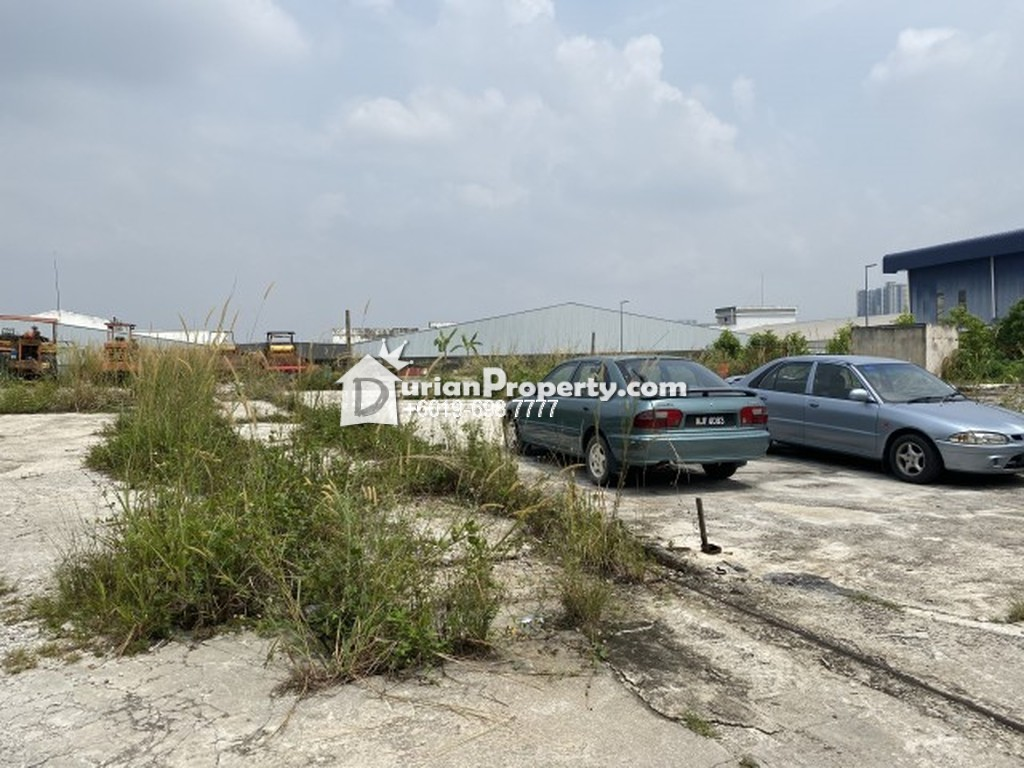 Industrial Land For Rent at Taming Jaya Industrial Park, Balakong