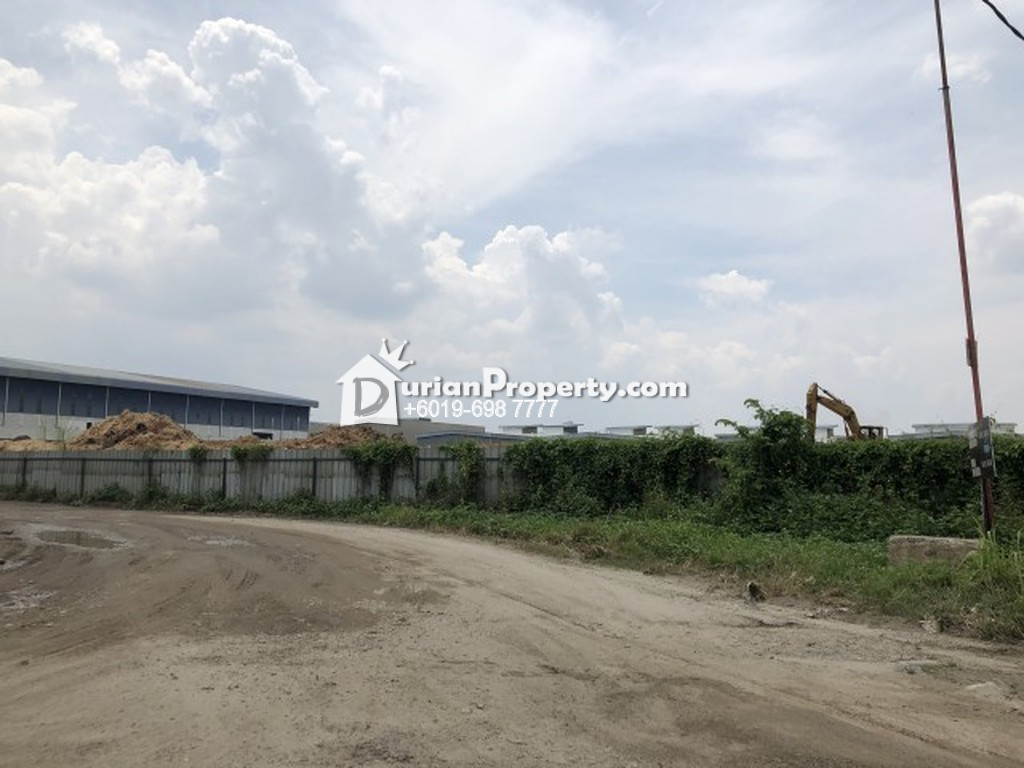 Industrial Land For Rent at Taming Jaya Industrial Park, Balakong