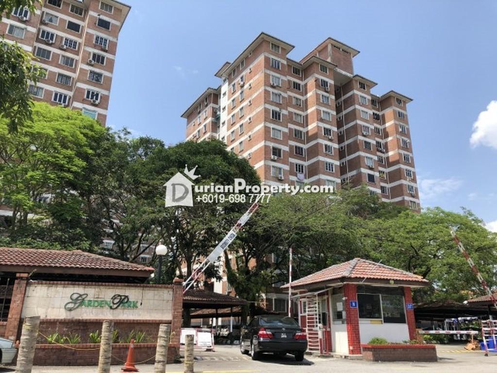 Condo For Rent at Garden Park, Bandar Sungai Long