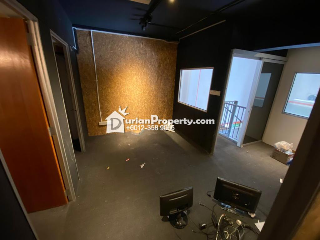 Detached Factory For Rent at The Parc Business Outlets, Setapak