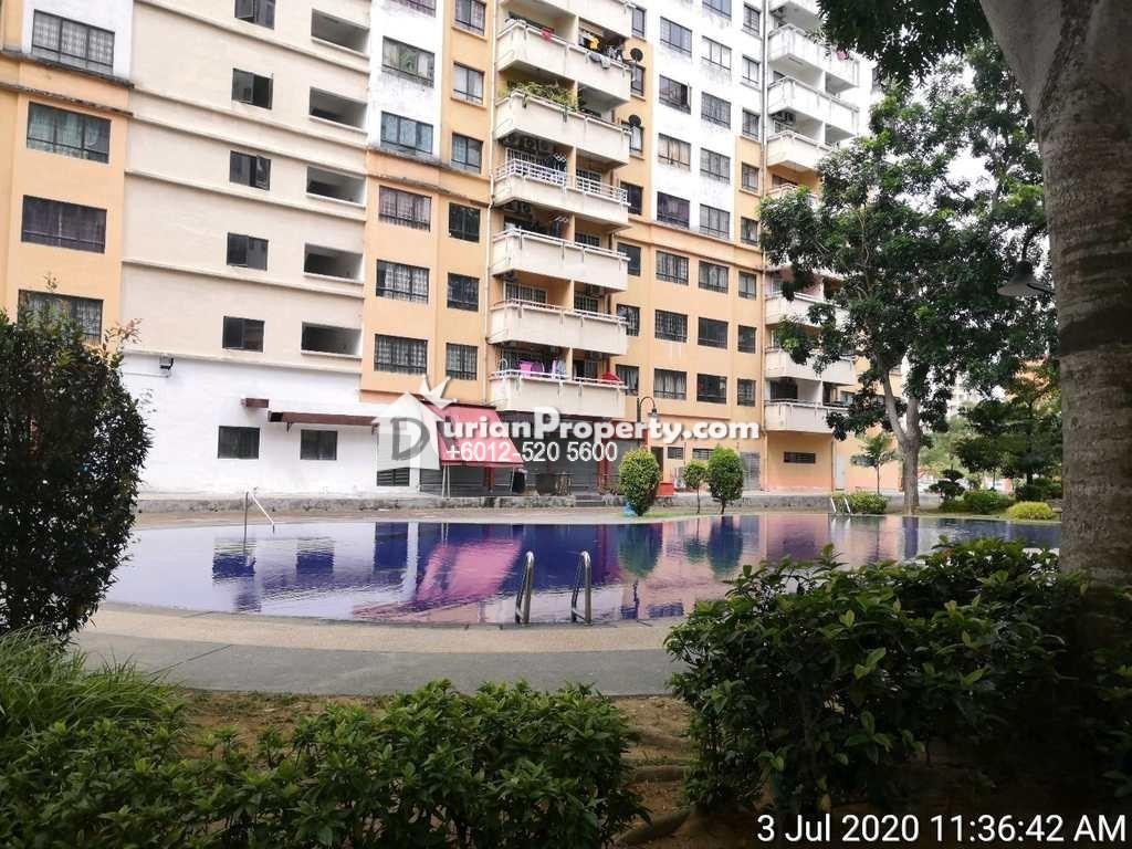Condo For Auction at Vista Millennium, Puchong